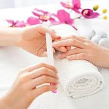 Spa Manicure treatment
