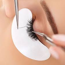 Full set eyelash extension